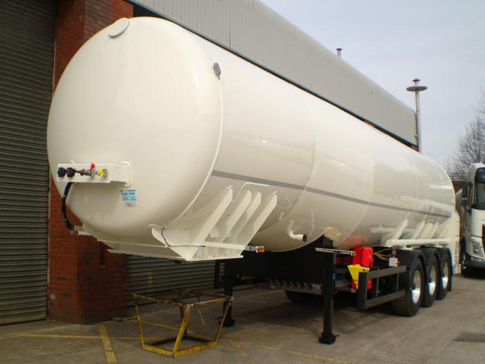 High quality welded pressure vessel, by courtesy M1 Engineering Ltd: Bradford, West Yorkshire